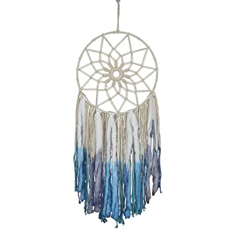 tenghe hecho a mano macramé tejido Dream Catcher tapete de pared Boho Chic decoración de la pared decoración para el hogar para salón Cafe estudio ...