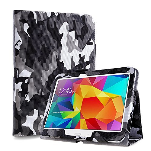 TNP Galaxy Case Camouflage Black