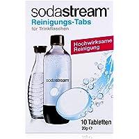 Sodastream Reinigingstabletten Voor De Waterfilterkan - 10 Stuks Om Je Sodastreamfles Eenvoudig Te Reinigen