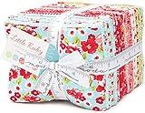 Bonnie & Camille Little Ruby 40 Fat Quarter Bundle Moda Fabrics 55130AB