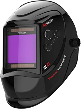 YESWELDER LYG-M800H - The Helmet with The Widest Viewing-Area