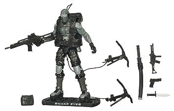 G.I. Joe Rise Of Cobra Snake Eyes City Strike Action Figure ...