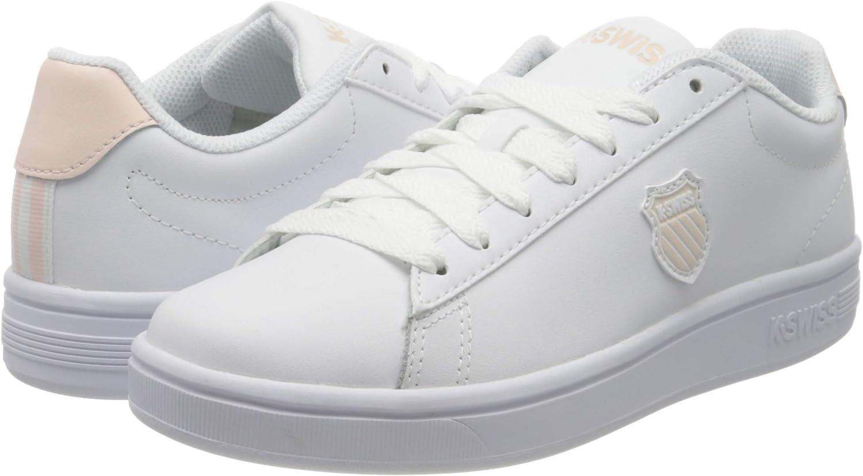 K-Swiss Womens Low-Top Sneakers