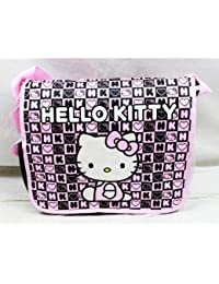 Messenger Bag - Hello Kitty - Black Box Checker