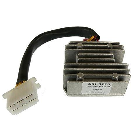 Amazon.com: Voltage Regulator 1995 Kawasaki EX500 Ninja 500 ...