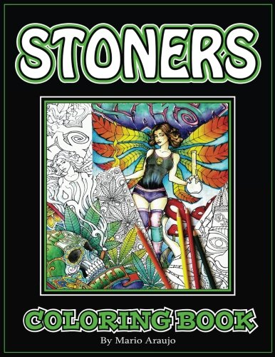 Stoners Coloring Book