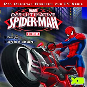 Der ultimative Spiderman 4 Hörspiel