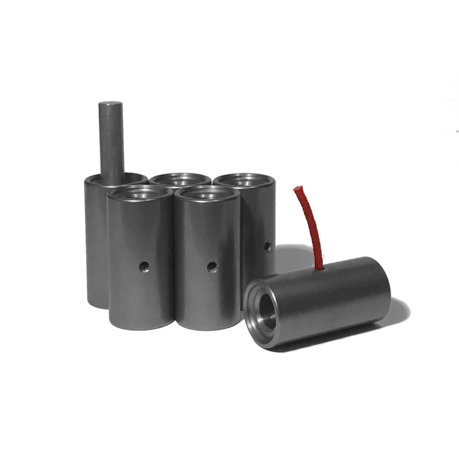 BBI - M50F6 Signal Cannon 6 Pack w/Tamper