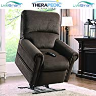 THERAPEDIC Lift Chair Recliner with Carbon Fiber Heat u0026 Sonic Massage and New CULP Live Smart & Amazon.com: Lift Chairs: Health u0026 Household islam-shia.org