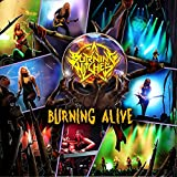 Burning Alive Live EP