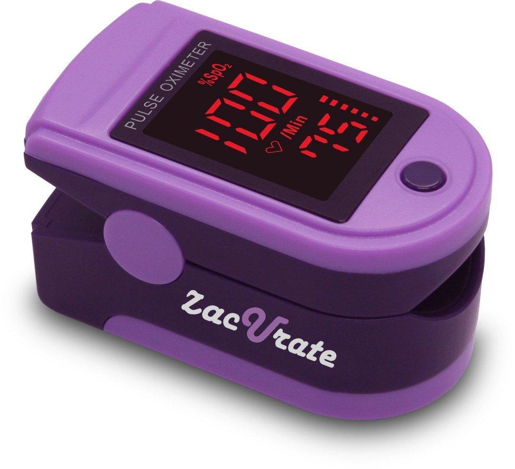 Best Finger Pulse Oximeter 2019 - apexhealthandcare com