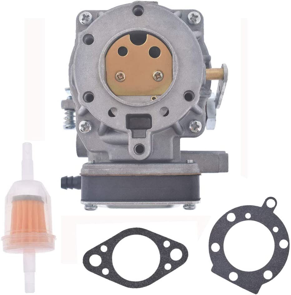 labwork Carburetor Replacement for Briggs and Stratton 42E707 Model 19.5 HP Type 2631-E1 Code 97100758