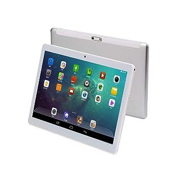MT6753 10.1 Pulgadas Android 8.1 2.5D Pantalla táctil Tablet PC ...