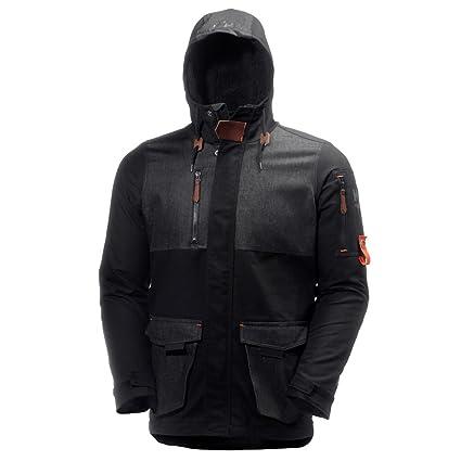 66a4a90b Helly Hansen 76269_999-M Mjolnir Winter Jacket, Medium, Black: Amazon.ca:  Tools & Home Improvement