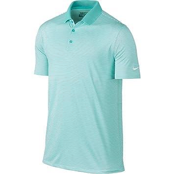 9278debdfafc Amazon.com   NIKE Men s Dry Victory Stripe Polo   Sports   Outdoors