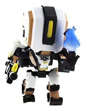 "Desconocido Overwatch 3"" Cute But Deadly Vinyl Figure: Defense Matrix Bastion (Exclusive)"
