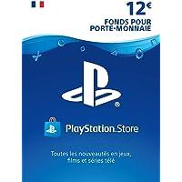 Carte PSN 12 EUR   Compte français   Code PSN à télécharger