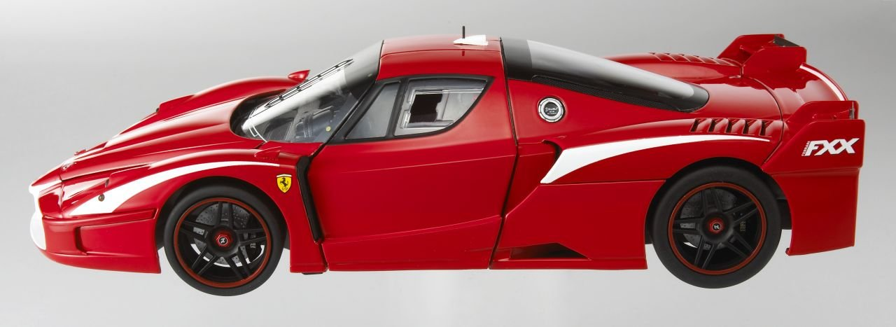 Amazon Hot Wheels Elite Ferrari Fxx Evolution Red Toys Games