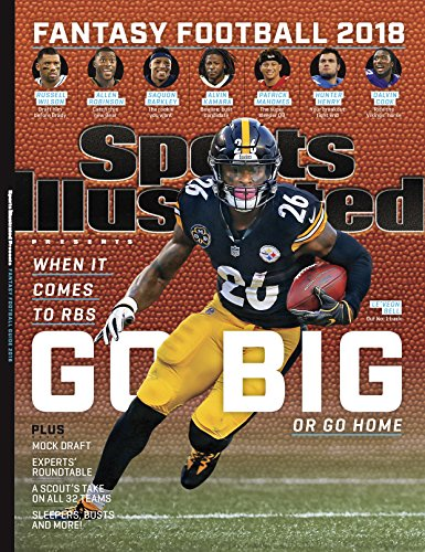 Sports Illustrated 2018 Fantasy Football Issue