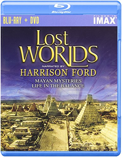 IMAX: Lost Worlds (Mayan Mysteries / Life in the Balance) (Blu-ray/DVD Combo)
