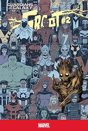 Guardians of the Galaxy Groot 2