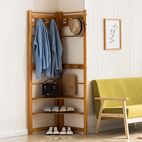 Amazon.com: LYN-MEMORY Coat Rack, Creative Coat Rack ...