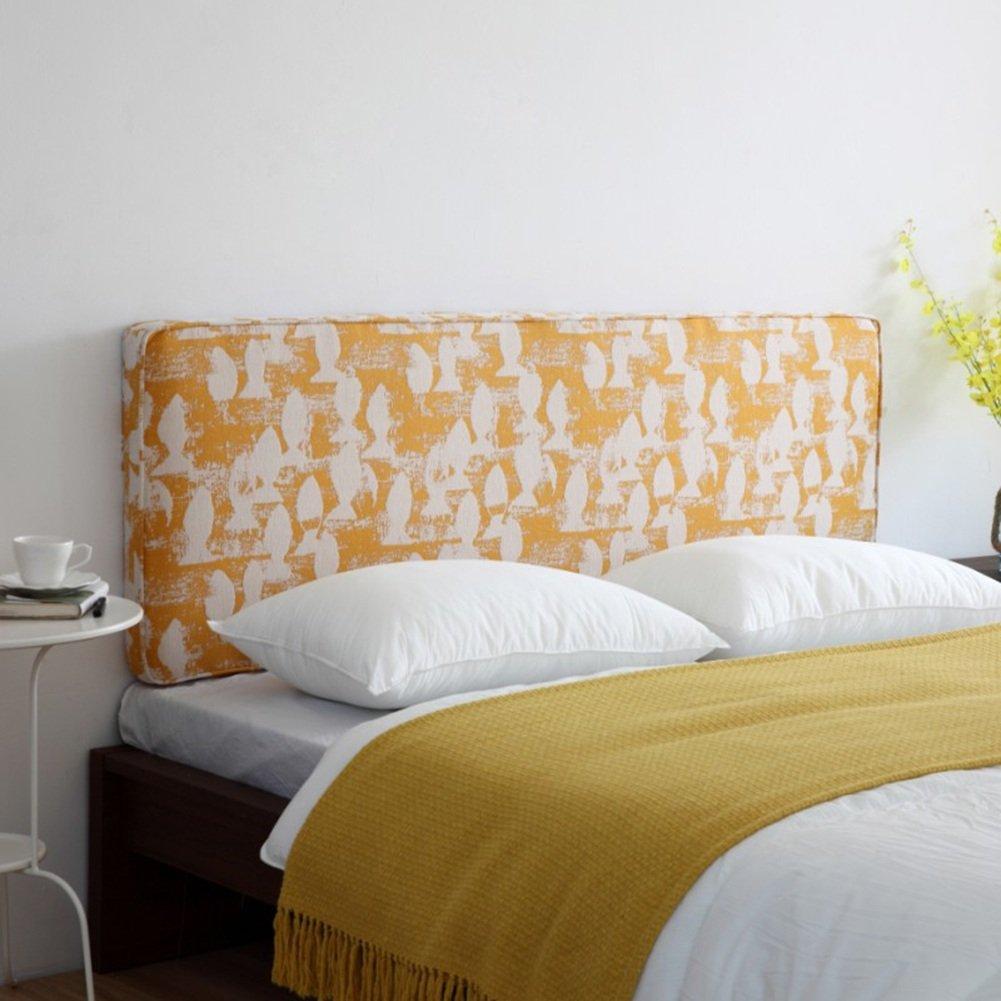 QIANGDA クッション ベッドの背もたれ ベッド腰部パッド ヘッドボードなし 大きな壁のステッカー バックレスト ウエストのサポート スポンジを充填する ウォッシャブル、 12色、 4サイズ オプション ( 色 : 11# , サイズ さいず : 200 x 8 x 60cm ) B07B3NB2K7 200 x 8 x 60cm|11# 11# 200 x 8 x 60cm