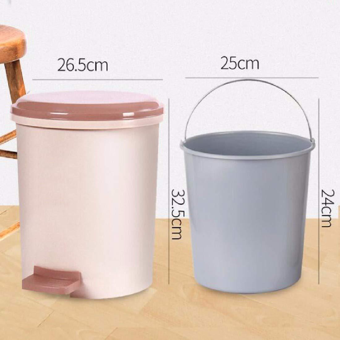 ZPSPZ Cubos De Basura La Casa Tiene Un Baño, Cocina, Un Salon, Una Cocina, Baño, Un Contenedor De Basura,D b63020
