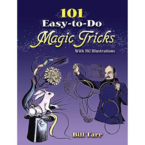 101 Easy To Do Magic Tricks by Bill Tarr - Book (Pocus Magic Hocus)