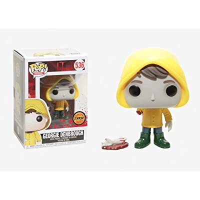 Funko Pop It Georgie with Boat Vinyl Figure Chase Variant: Sports & Outdoors