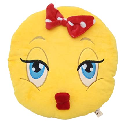 WEP Poop Emoji Pillow Emoticon Stuffed Plush Toy Doll Smiley Piggy Heart Eyes Unicorn Dog Kiss