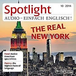 Spotlight Audio - The real New York. 10/2014