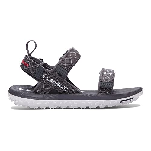 be9df1f03c71 Under Armour Women s UA Fat Tire Sandal 10 Rhino Gray  Amazon.ca ...