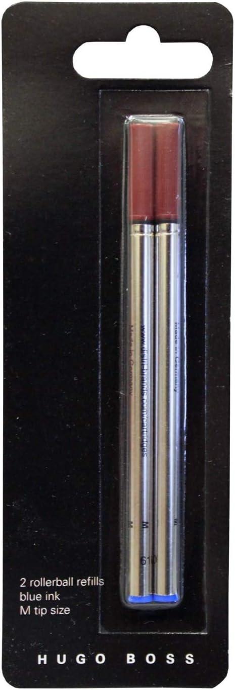 Hugo Boss HPR751BM Medium Roller Pen Metal Refill - Blue
