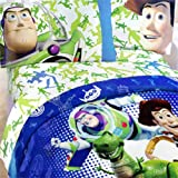 Disney Toy Story Toys in Training Twin-Single Bed Comforter
