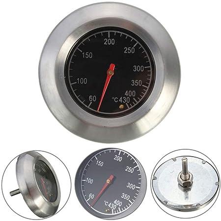 Termómetro bimetálico de acero inoxidable para el medidor de ...