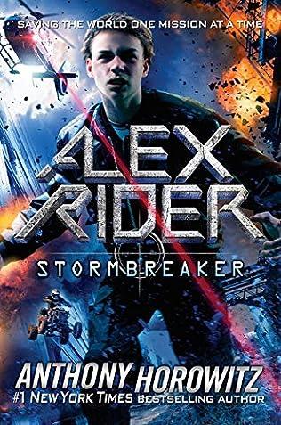 book cover of Stormbreaker