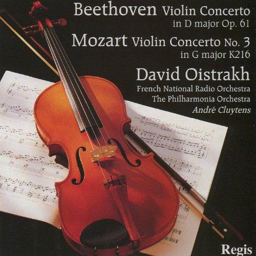 Mozart: Violin Concerto No. 3 - Beethoven: Violin Concerto in D Major