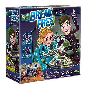 Yulu Spy Code Break Free (2-4 player)