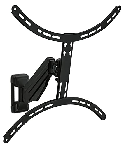 Merveilleux Amazon.com: Mount It! Height Adjustable TV Wall Mount, Interactive  Counterbalance Full Motion Bracket With Gas Spring, Fits Up To VESA 600x400  And 55 Lbs: ...