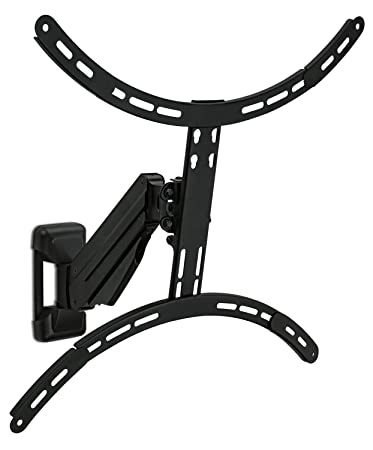Mount It! Height Adjustable TV Wall Mount, Interactive Counterbalance Full  Motion Bracket With