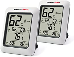 ThermoPro Indoor Thermometer Humidity Monitor