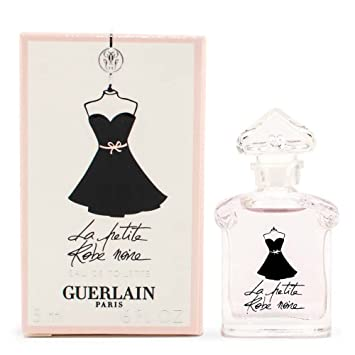 aea48473f3a Guerlain La Petite Robe Noire Eau de Toilette 5ml Miniature Mini Travel  Size Perfume  Amazon.co.uk  Beauty