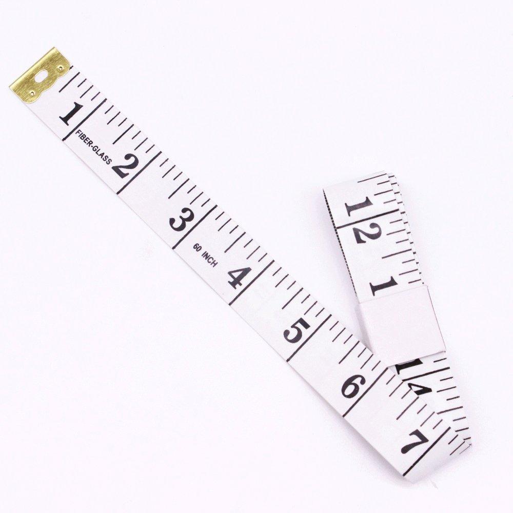 60 Inch Sewing Tape Measure U-Sky Long Soft Tailor Ruler Pack of 3pcs