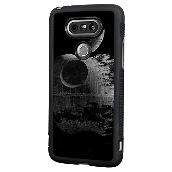 new product dc88c de3c9 Star Wars LG G5 Case, Onelee[Never fade] Star Wars Han Solo Darth Vader LG  G5 Case Black PC and TPU Case,[Scratchproof][Drop Protection]
