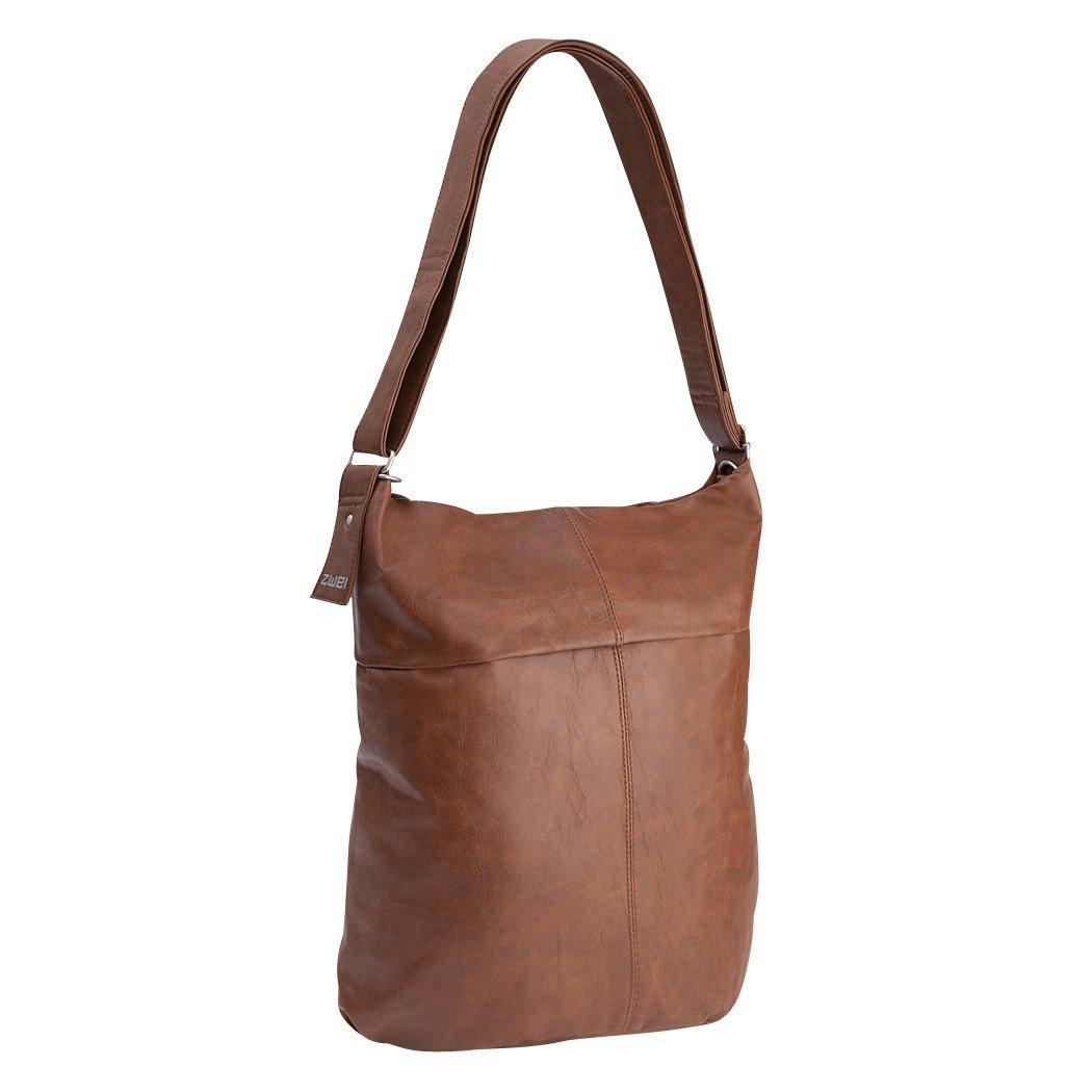 Zwei Tasche Mademoiselle M14, 38 x 39 x 15 cm, stone: Amazon