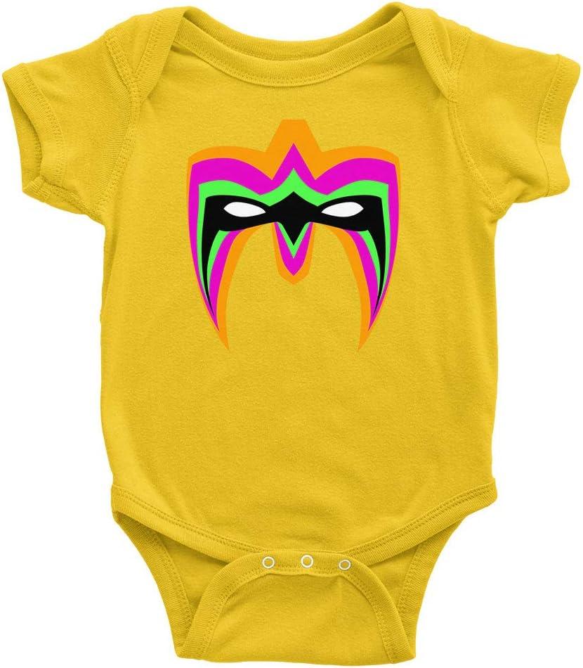 WWE Littlest Fan Funny   Romper Onesie Funny Gift  100/% Organic Cotton