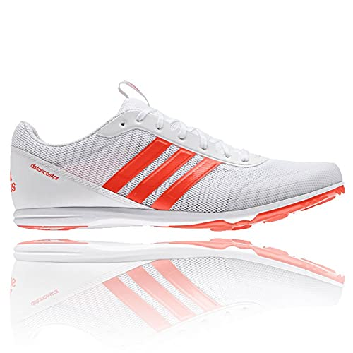 adidas Distancestar Clavos - Blanco - Blanco, 6 UK
