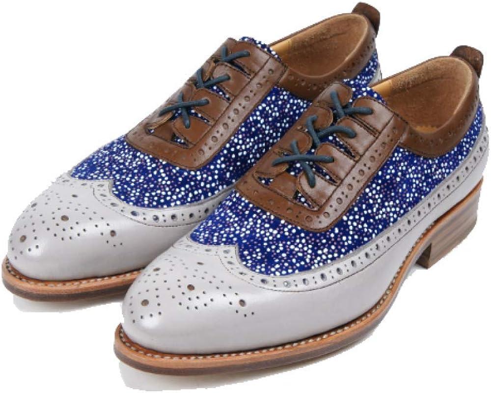 NIUMT Business, Chaussures en Cuir pour