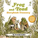 Frog and Toad Storybook Treasury: 4 Complete Stories in 1 Volume! (I Can Read Level 2)